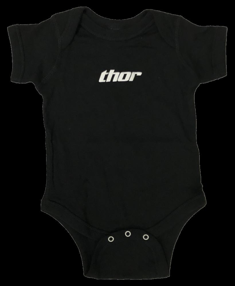 Ensemble pour bébé Thor Noir/Blanc