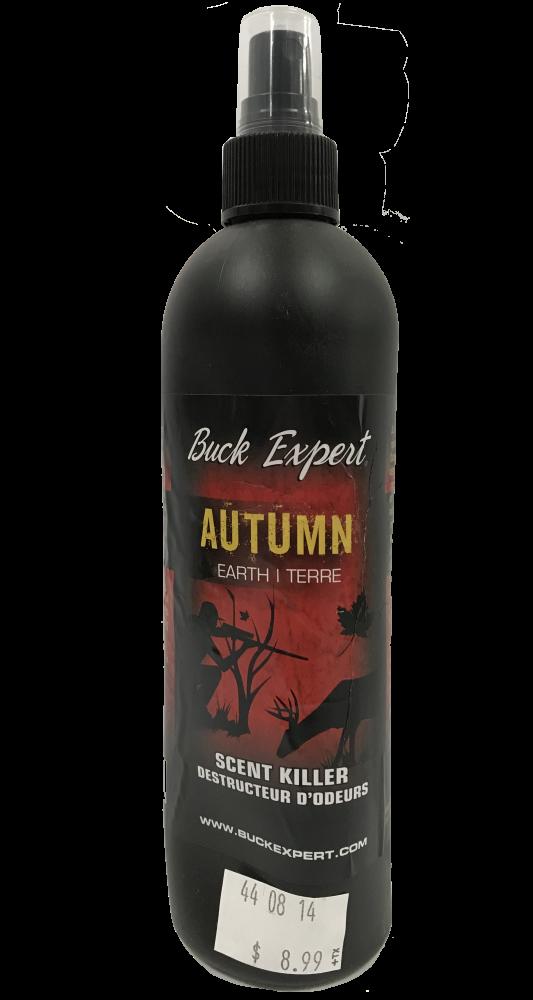 Buck Expert Autumn Terre Déstructeur D'Odeurs