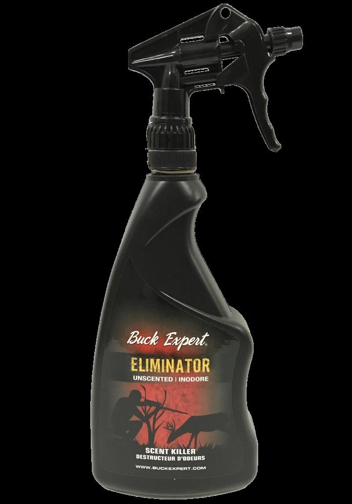 Buck Expert Eliminator Inodore Déstructeur D'odeurs