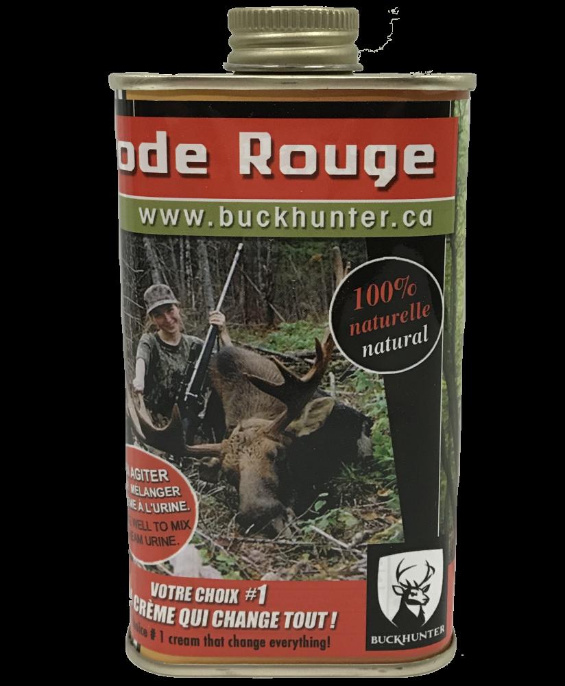 Buck Hunter Mode Rouge Crème à L'Urine