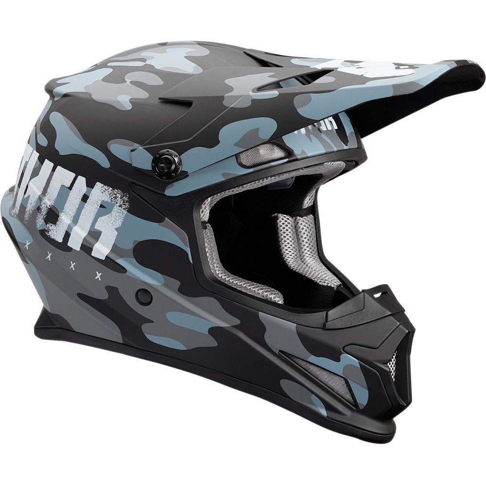 Casque Thor Sector Covert Midnight