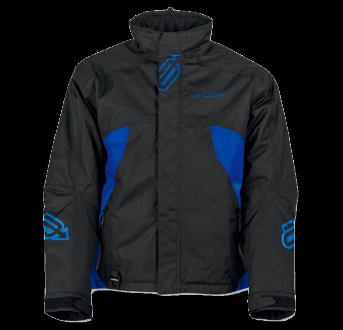 Manteau Arctiva Pivot Noir/Bleu