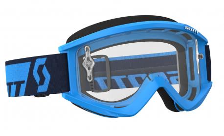 Lunettes de protection Scott Recoil XI Bleu