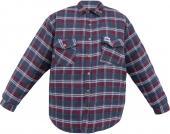 Chemise de flanelle Jackfield, Sherbrooke, Estrie, Cantons de l'Est