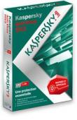 Kaspersky Anti-Virus 2012 1 user Fr/En -Download