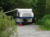 camping a st-romain grand lac st-francois