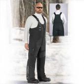 Salopette, Pantalon de neige Choko Extrême Cordura pour homme, noir, Sherbrooke, Québec