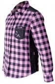 Chemise à carreaux rembourrée, Nat's, Sherbrooke, Estrie Cantons de l'Est