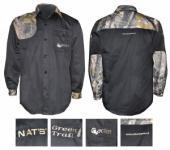 Chemise de chasse, Nat's, Sherbrooke, Estrie, Cantons de l'Est