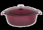 Cocotte ovale 6.5L le Cuistot