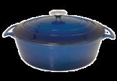 Cocotte ovale 5.2L le Cuistot