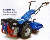 BCS 722, Rotoculteur Bcs Harvester, Honda