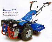 BCS 722, Rotoculteur Bcs Harvester, 821m5280