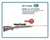 Carabine Mossberg 4X4 avec Téléscope