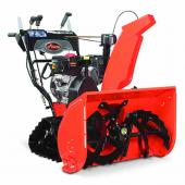 Ariens chenille 28 sho, souffleuse a neige charny