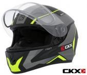 Casque CKX RR610 Insert Mat hiver visière électrique Intégral motoneige vtt