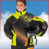 Manteau Choko Xelerator pour enfant imperméable (6 à 18 ans)  <span style=