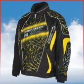 Manteau Choko Pro Racing Sublime pour homme rouge ou jaune,