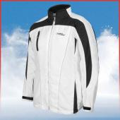 Manteau Choko en nylon Alpine pour femme, Prune, Noir et Gris, Framboise ou Blanc, Sherbrooke Estrie