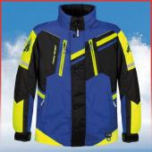 Manteau de nylon Junio Choko HR7, Bleu, Camo Montagne, Noir, Lime, Orange, Fuchsia, Sherbrooke