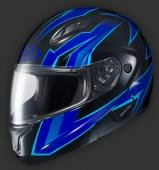 Casque HJC CL-Max 2 Ridge Ready Bluetooth modulaire DOT