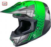 Casque HJC CL-X7 Cross-UP SNELL DOT Motocross