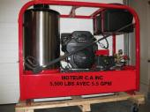 Laveuse pression    5000 lbs avec 5 GPM  insdustriel