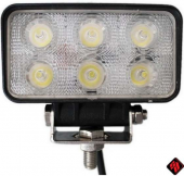 Speed Demon Rectangle Worklight (Projector Spot)