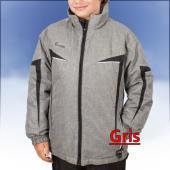 Manteau Choko Sport Junior Gris Athlétique (6 à 18 ans) imperméable <span style=