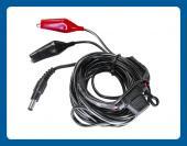 Câble d'alimentation 12 volts POUR CAMÉRA DE SURVEILLANCE SPYPOINT