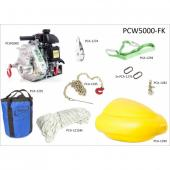 PCW5000 WINCH KIT FORESTIER, TREUIL