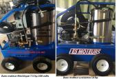 laveuse pression commercial eau chaude 4000 lbs avec 4 GPM