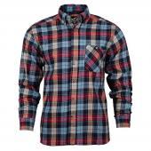 Chemise à carreaux flanelle, Nat's, Sherbrooke, Estrie, Cantons de l'Est