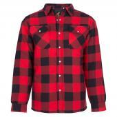 Chemise de flanelle, Nat's, Sherbrooke, Estrie, Cantons de l'Est