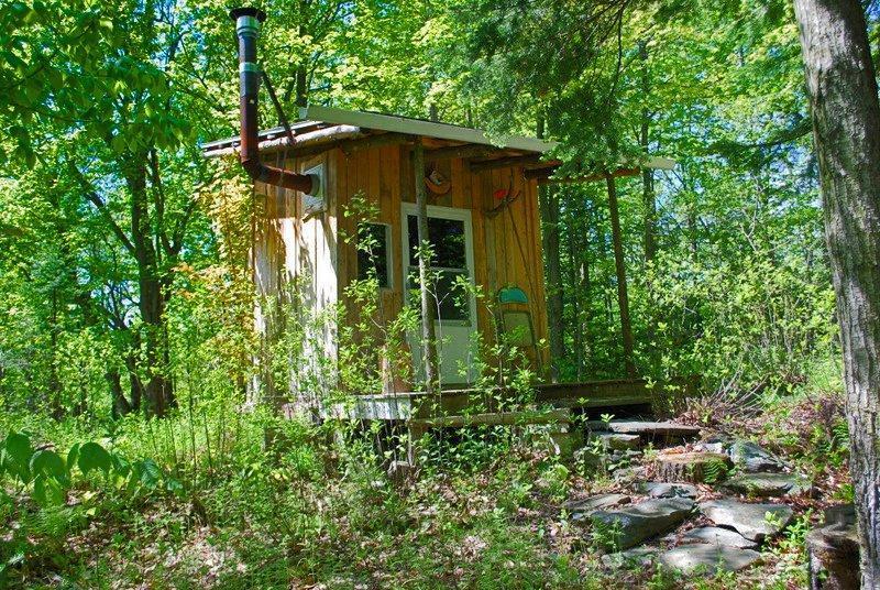 cleveland estrie superbe terre 224 bois 224 vendre 62 arp grange 2 cs de chasse ruisseau