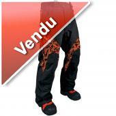 Pantalon HMK Peak 2 Imperméable Cascade ballistic 3 en 1 (Vendu)