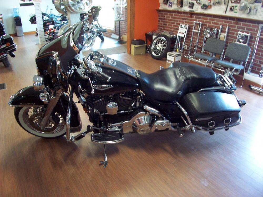 moto harley davidson flhrc road king 2000 vendre r gion de l 39 amiante chaudi re appalaches. Black Bedroom Furniture Sets. Home Design Ideas