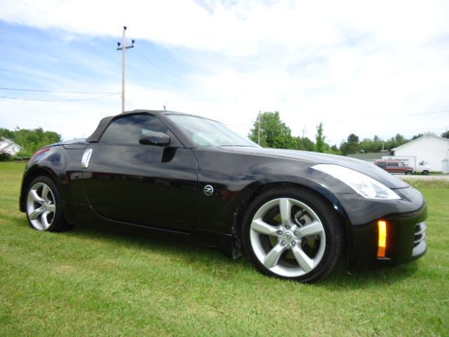 nissan 350z 2008 convertible le meilleur prix au quebec annonce class e. Black Bedroom Furniture Sets. Home Design Ideas
