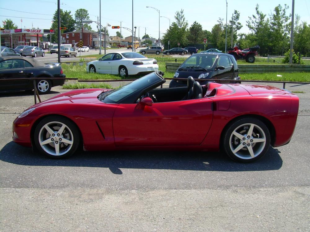 chevrolet corvette convertible 2005 annonce class e. Black Bedroom Furniture Sets. Home Design Ideas