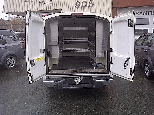 boite de camion en fibre avec rack en aluminium 2007 pour canyon ou ranger sherbrooke estrie. Black Bedroom Furniture Sets. Home Design Ideas