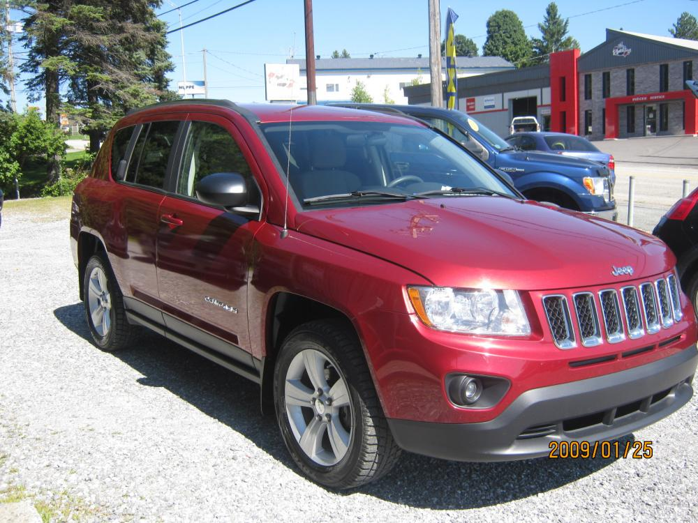 2011 jeep compass sport north edition awd autom. Black Bedroom Furniture Sets. Home Design Ideas