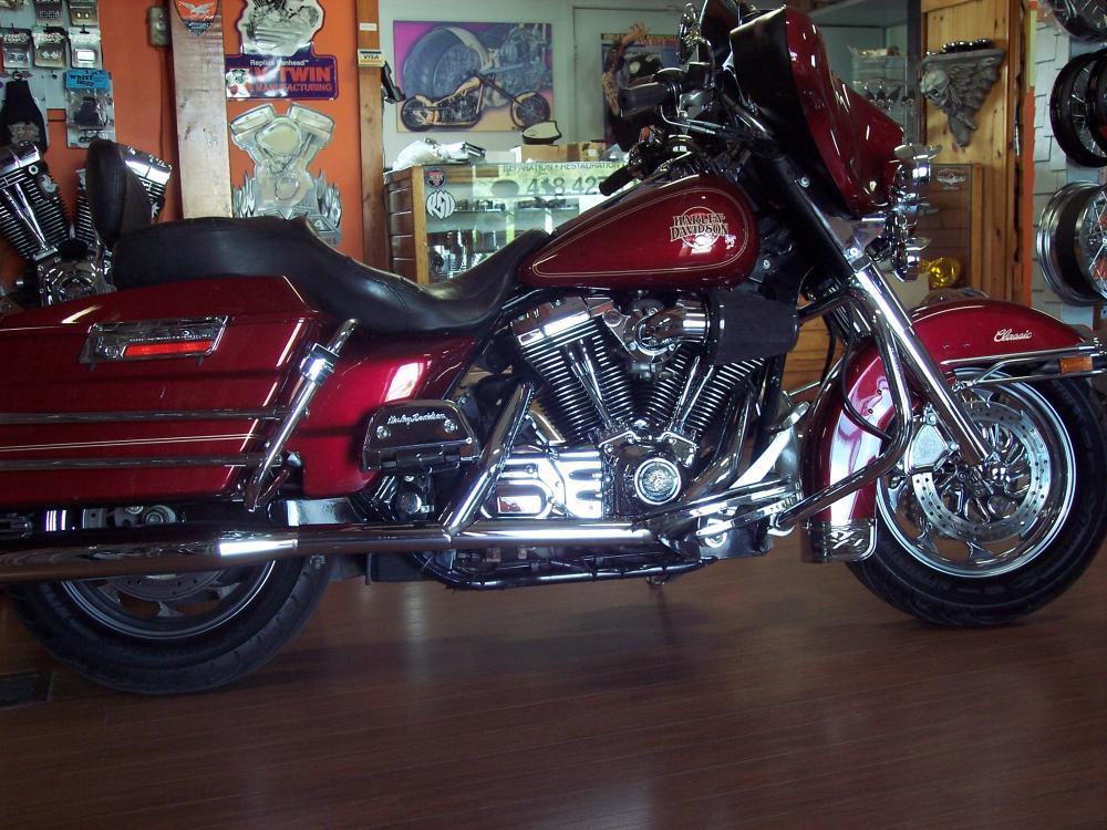 Piece Usage Moto Harley Davidson
