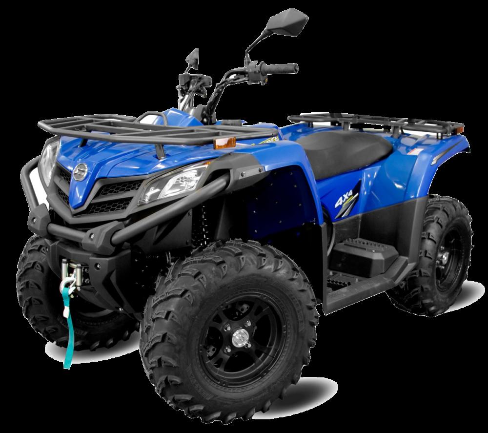 CForce 400 HO LX 2018
