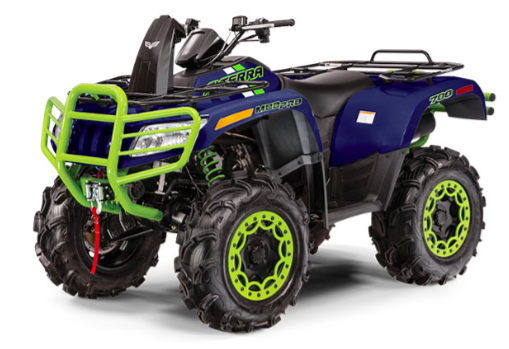 Alterra Textron Off Road 700 MudPro EPS 2019