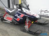 MOTONEIGE POLARIS RUSH LX 800 2011