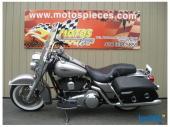 Harley-Davidson, Superbe FLHRC 2007 Silver Gray, Moto