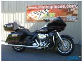 Harley-Davidson, Road Glide 2011, FLTRU 103PC, Moto