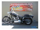 Harley-Davidson, FXSTC Softail, 2004, Moto