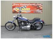 Harley-Davidson, Softail Deuce, FXSTD 2007 2 tons, Moto