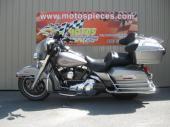 Harley-Davidson FLHTC electra glide 2008 Silver 1584cc